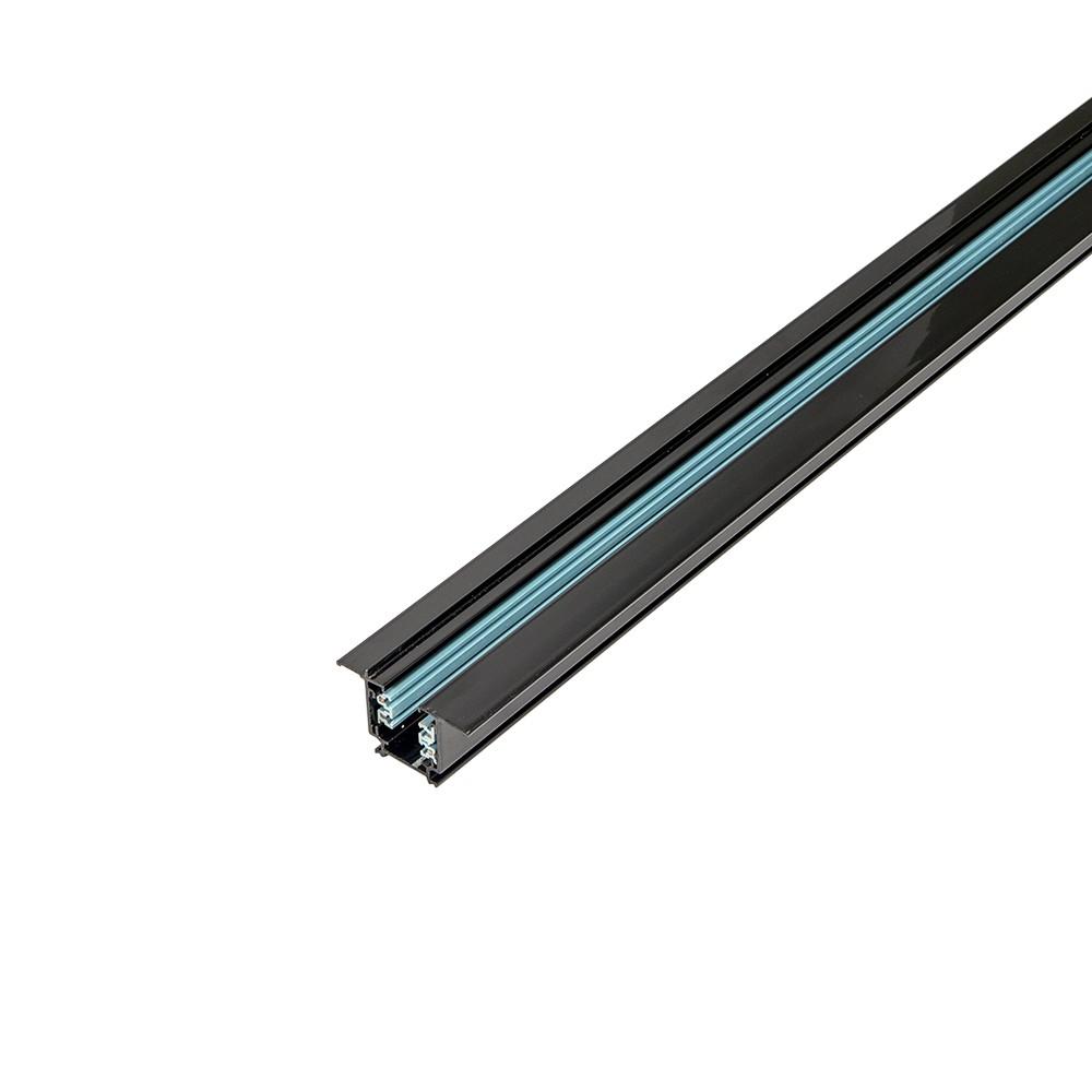 acheter rail triphase encastrable pour spots led 2 metres