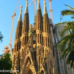 Wheelchair Lift For Stairs Vintage Cane Back Chairs Sagrada Familia: Tips Visiting Gaudi's Masterpiece - Barcelona Lowdown