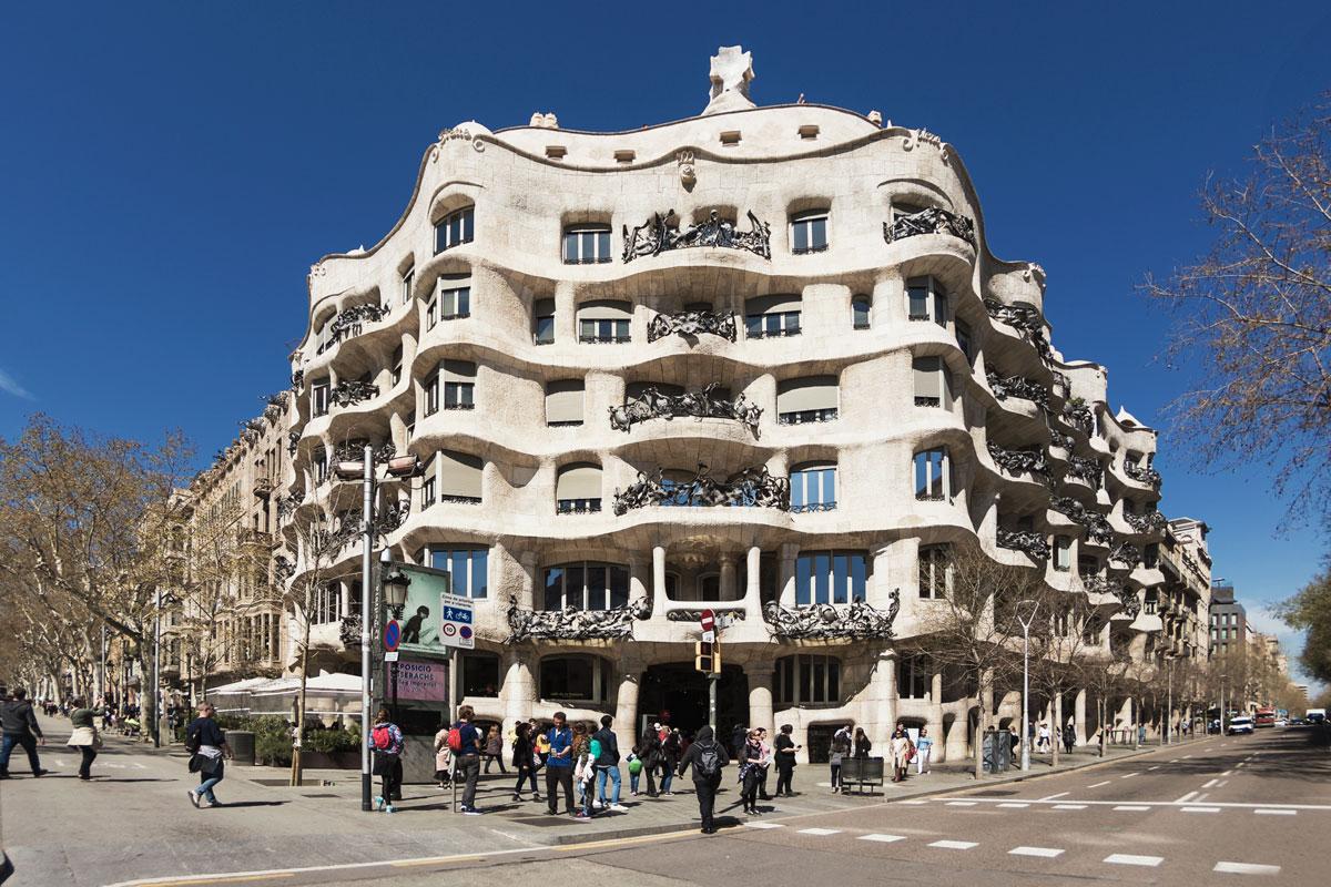 Casa Mil Barcelona  Info Tickets  ffnungszeiten