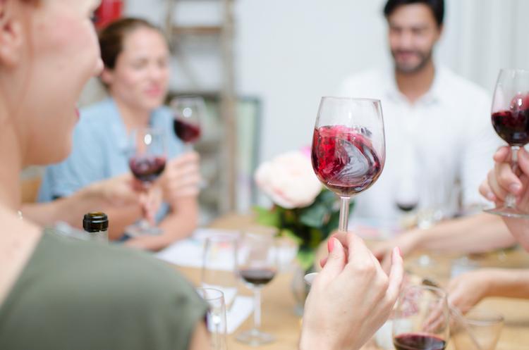 Wijnproeverij in Barcelona