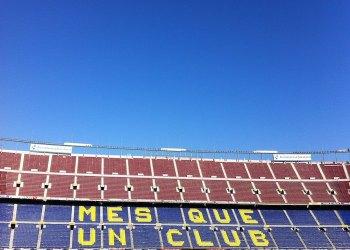 Stadion FC Barcelona Camp Nou Experience