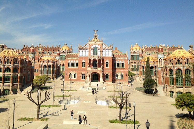 Recinte Modernista Sant Pau Hospital