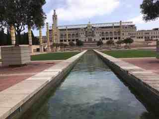 Anella olimpica Barcelona arena
