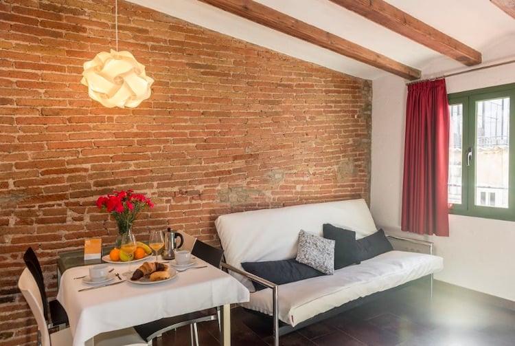 Appartementen in centrum Barcelona
