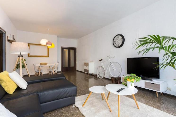 appartement barcelona flat top manager