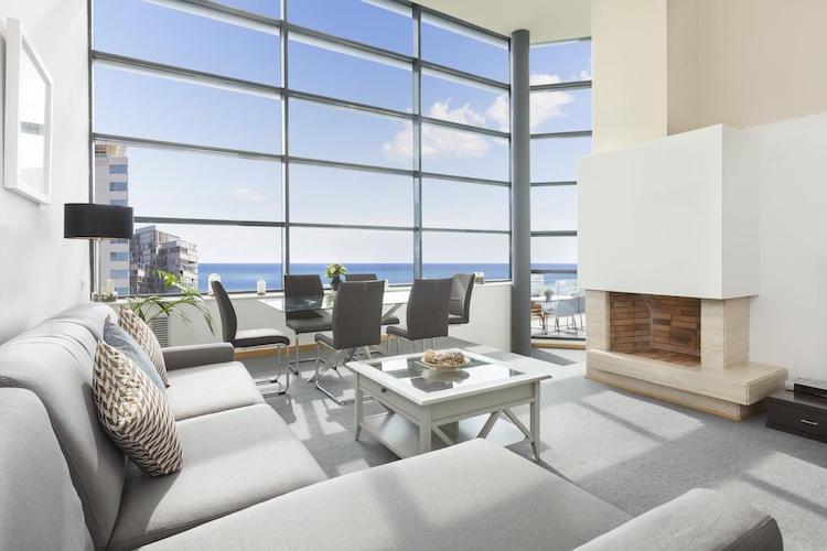 appartement luxe beach diagonal mar