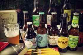 Bier assortiment Bar Calders