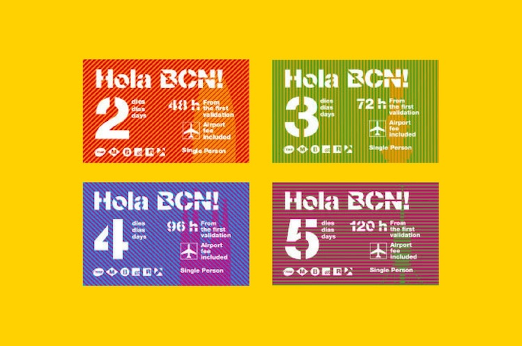 kortingskaart ov barcelona hola bcn!