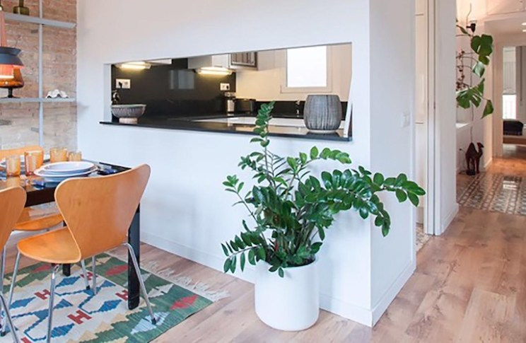 modern design apartment