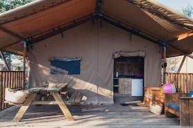 camping de caballo bungalow