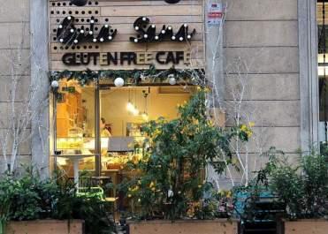 buitenkant café