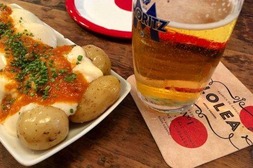 patatas bravas casa lolea