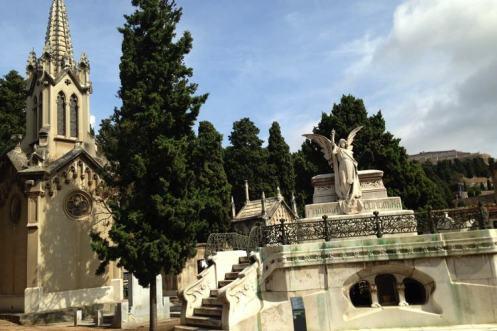 cementeri montjuic begraafplaats Barcelona