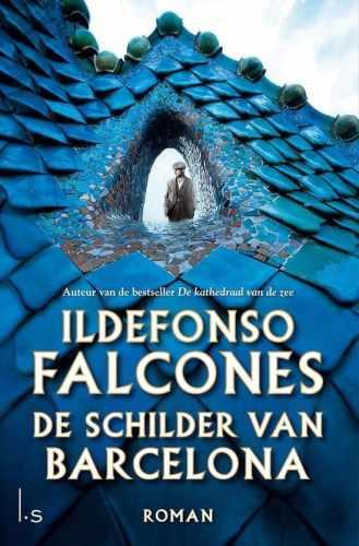 cover De schilder van Barcelona van Ildefonso Falcones