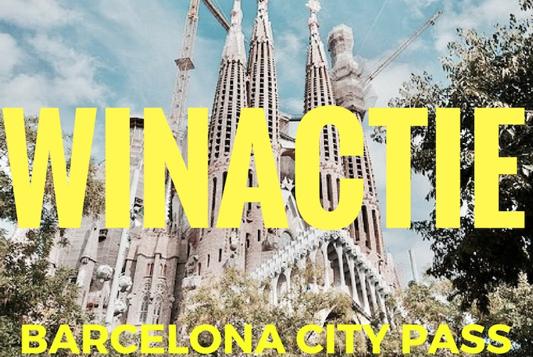 Winactie: 2 x Barcelona City Pass