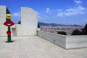 dak en uitzicht fundacio joan giro