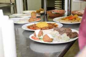 Syrische gerechten restaurant Ugarit