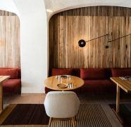 Interieur restaurant Green Spot Barcelona