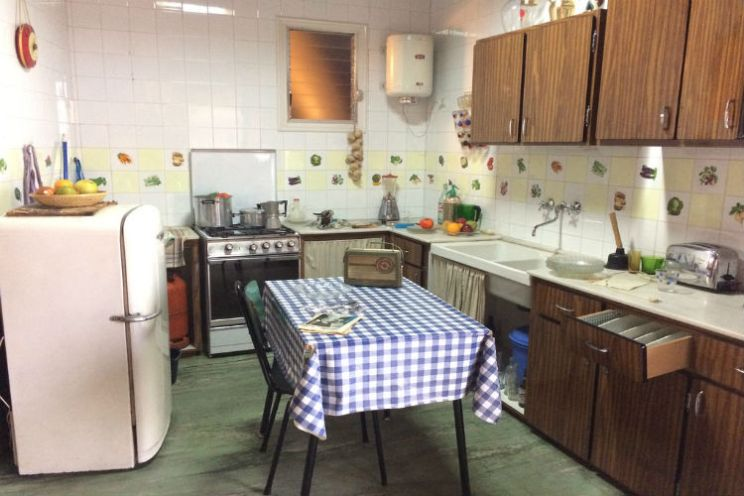 Foto Museu d'Història de Catalunya keuken jaren zestig