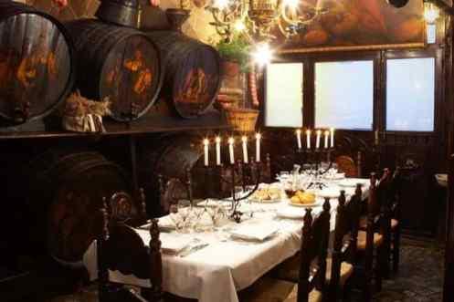 Los Caracoles restaurant