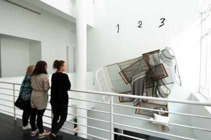 Kunst kijken in het MACBA museum
