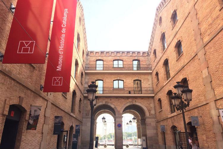 Foto Museu d'Història de Catalunya