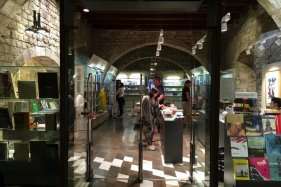 boeken in Picasso Museum
