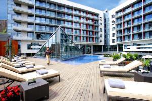 Hotels aan het strand van Barcelona en aan zee