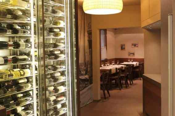 Wijnkoeling en inrichting restaurant Can-Ros