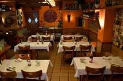 Ingericht restaurant voor wijnproeverij