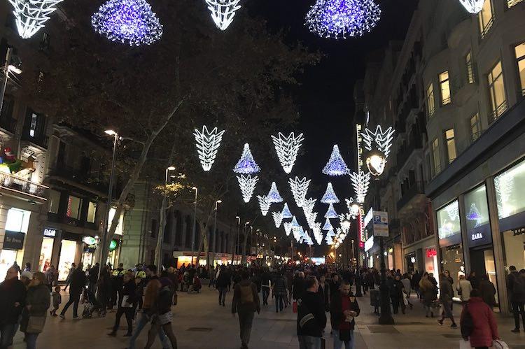 shoppen kerst port angel