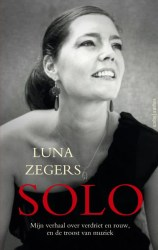 Boek Solo Luna Zegers cover