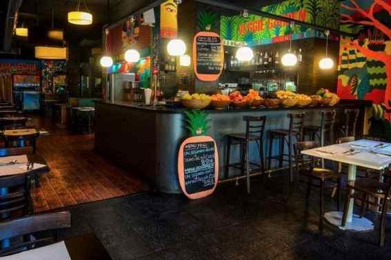 Bar restaurant Veggie Garden