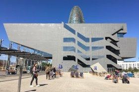 Designmuseum Torre Agbar