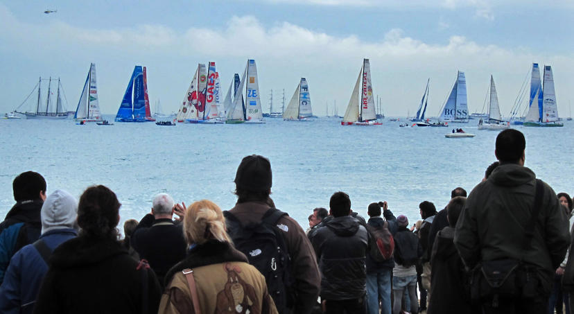 Barcelona World Race 2014-2015
