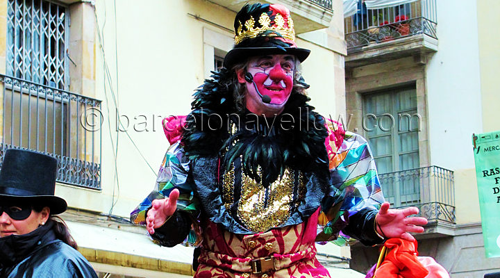 Barcelona 2019  Pictures Barcelona Carnival