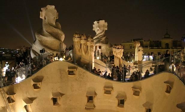 Jazz Casa Batllo Barcelona