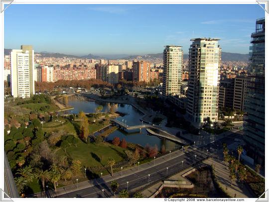 Barcelona 2018 Pictures Diagonal Mar Area