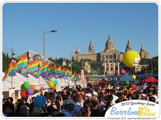 Barcelona 2017  Pictures Pride Barcelona Gay Pride Festival