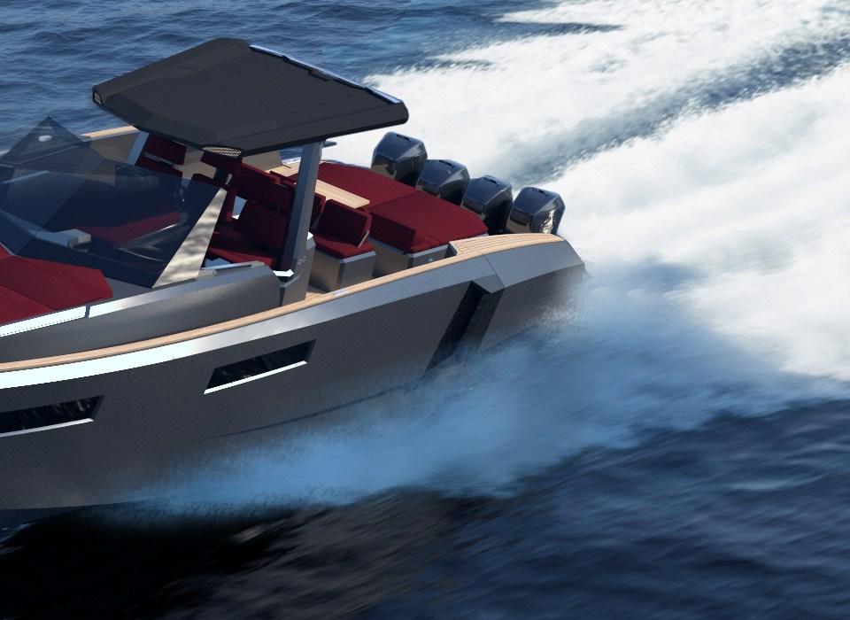 EVO CC, l'ultimo progetto di Evo Yachts