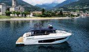Cranchi T36 Crossover: il trawler che va veloce come un coupé