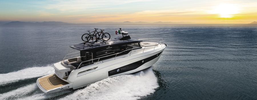 Cranchi T36 Crossover barca a motore