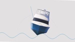barche a motore stabilizzatori