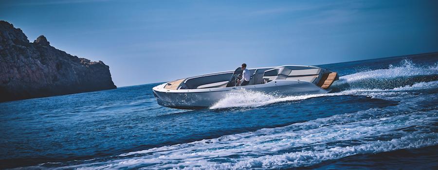 Frauscher barca a motore