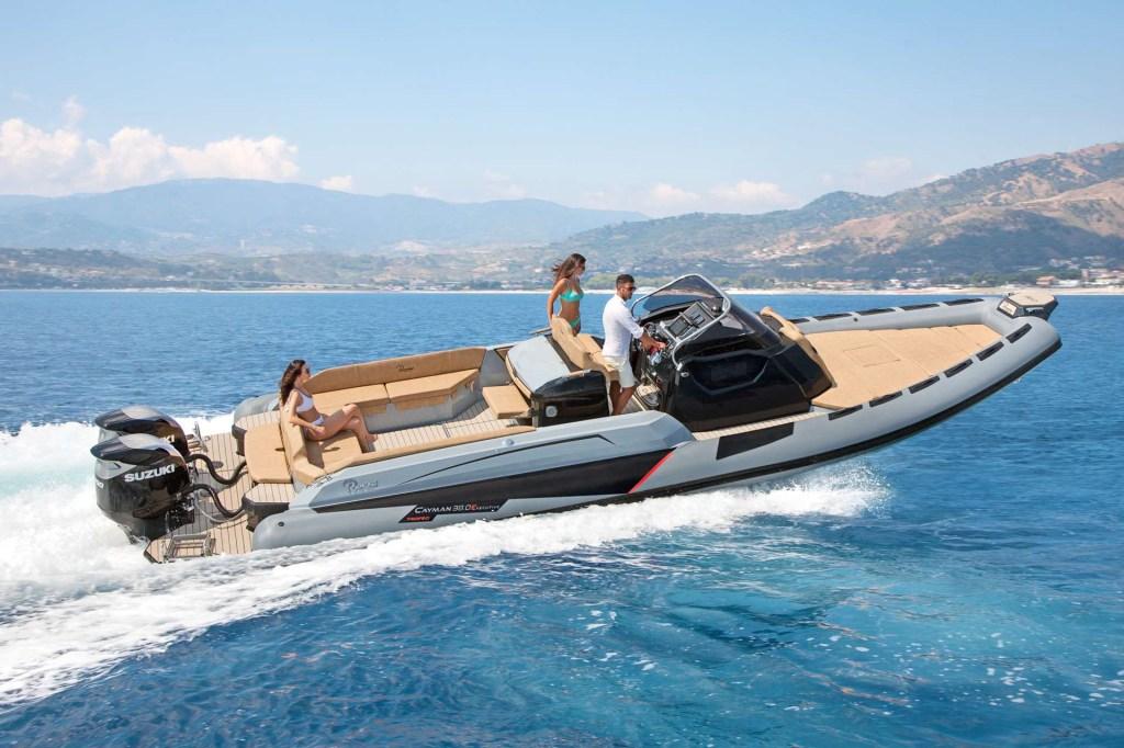 barche a motore Cayman 38.0 Executive
