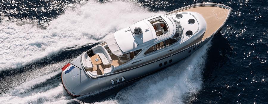 Barche a motore Zeelander 55