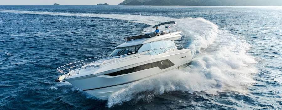 prestige barche a motore