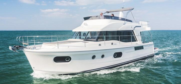 swift trawler 47 barche a motore 2