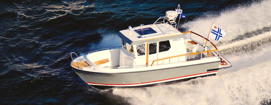 Barche Targa 23