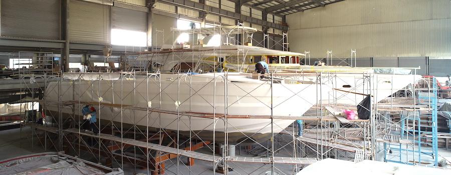 barca johnson Flybridge